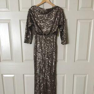Badgley Mischka Never Been Worn Evening Gown